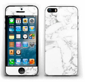 Vacker marmor Skin