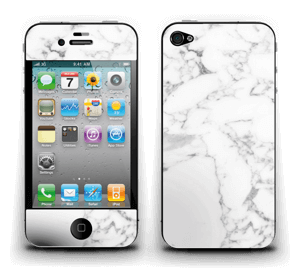 Carrara marble Skin IPhone 4/4s