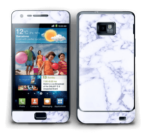Icy crispy marble Skin Galaxy S2