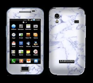 Icy crispy marble Skin Galaxy Ace
