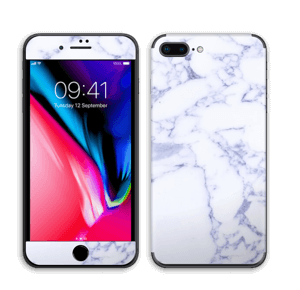 Icy crispy marble Skin IPhone 8 Plus