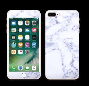 Icy crispy marble Skin IPhone 7 Plus