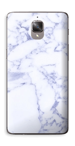 Icy crispy marble Skin OnePlus 3