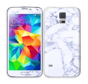 Icy crispy marble Skin Galaxy S5