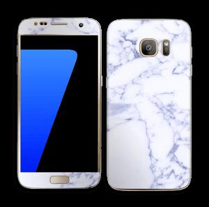 Icy crispy marble Skin Galaxy S7