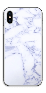 Icy crispy marble Skin IPhone X