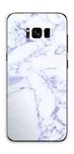 Icy crispy marble Skin Galaxy S8 Plus