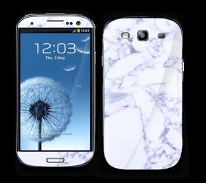 Icy crispy marble Skin Galaxy S3