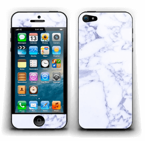 Icy crispy marble Skin IPhone 5