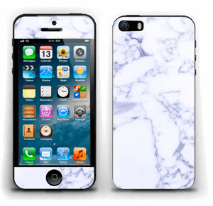 Icy crispy marble Skin IPhone 5s