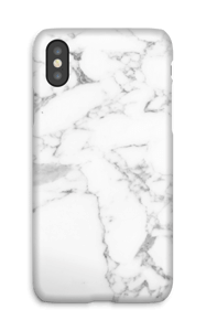 Marble madness case IPhone X
