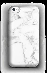Puhdas marmori kuoret IPhone 5c