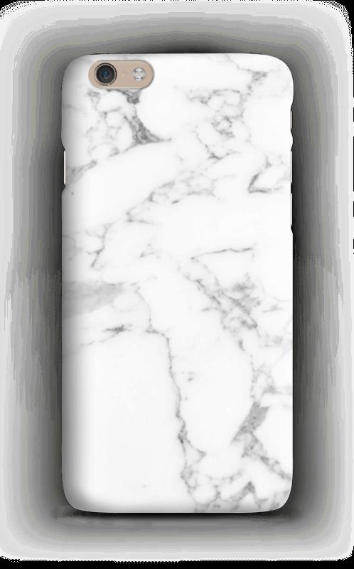 Puhdas marmori kuoret IPhone 6 Plus