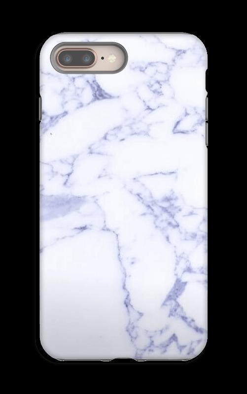 Värihävähdys kuoret IPhone 8 Plus tough