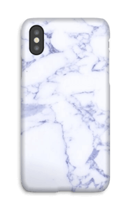 Marmo ghiaccio cover IPhone X