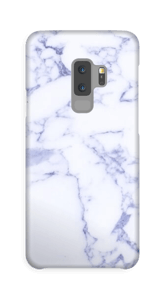 Marmor Antik silber Handyhülle Galaxy S9 Plus
