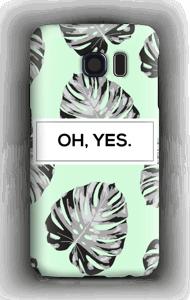 Yes-minttu kuoret Galaxy S6