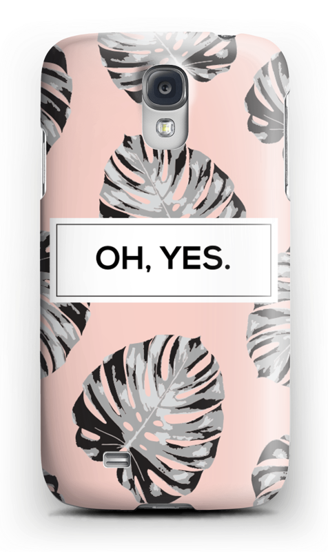 Oh yes saumon Coque  Galaxy S4