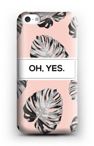 Oh, yes. Salmon  case IPhone 5c
