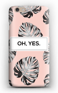 Oh, yes. Salmon  case IPhone 6