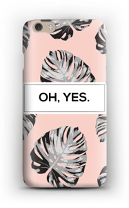 Oh, yes. Salmon  case IPhone 6 Plus