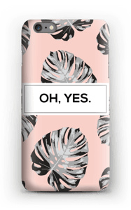 Oh, yes. Salmon  case IPhone 6s Plus