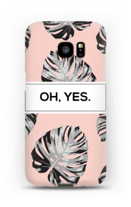 Oh, yes. Salmon  case Galaxy S7 Edge