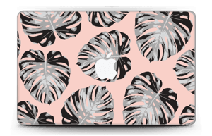 Salmon Leaves Skin MacBook Air 11