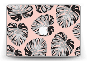 Salmon Leaves Skin MacBook Pro 13