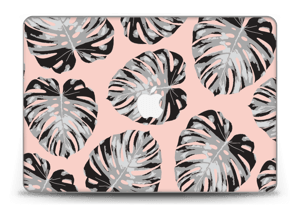 Salmon Leaves Skin MacBook Pro Retina 15