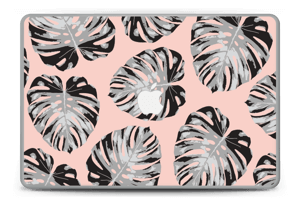 Salmon Leaves Skin MacBook Pro 15