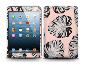 Salmon Leaves Skin IPad mini 2