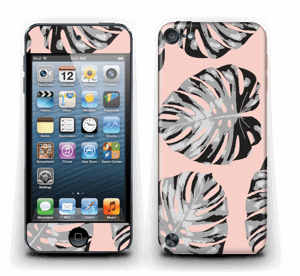 Salmon Leaves Skin IPod Touch 5th Gen