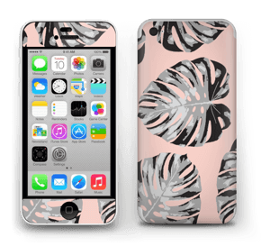 Salmon Leaves Skin IPhone 5c