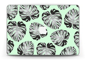 Mint gröna blad Skin MacBook Pro Retina 13