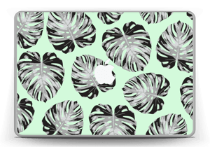Mint Leaves Skin MacBook Pro 13