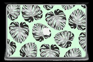 Mint Leaves Skin MacBook Pro 15