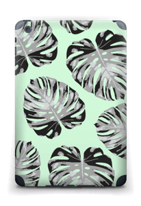 Mint Leaves Skin IPad mini 2 back