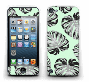 Mint Leaves Skin IPod Touch 5th Gen