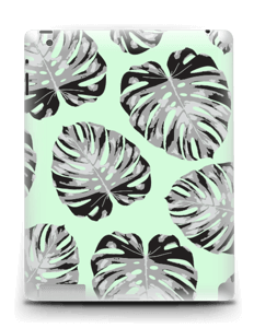 Mint Leaves Skin IPad 4/3/2