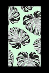 Mint Leaves Skin Nokia Lumia 920