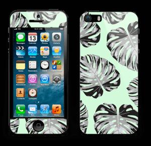 Mint Leaves Skin IPhone 5s