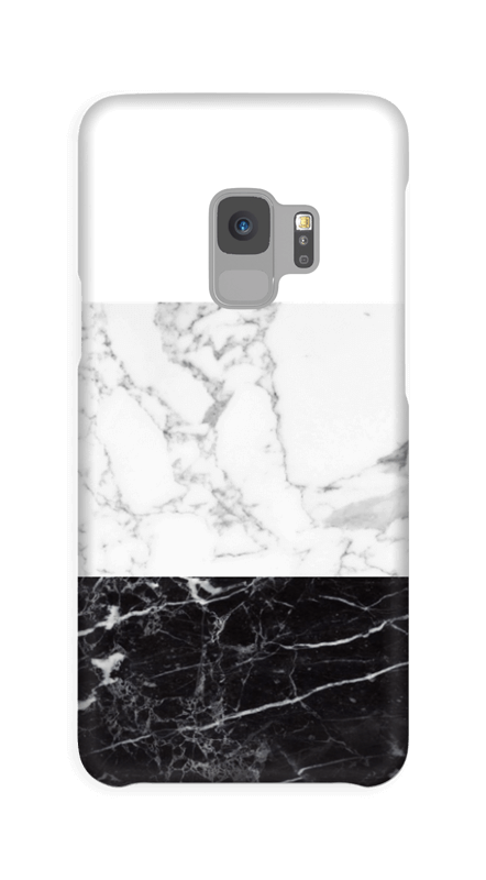 Custom Top Color deksel Galaxy S9