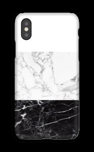 Custom Top Color deksel IPhone XS