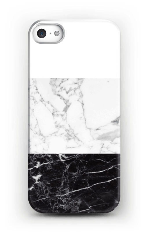 Marmorisekoitus kuoret IPhone 5/5S