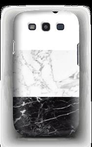 Custom Top Color case Galaxy S3