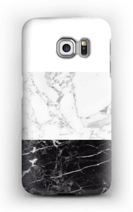 Custom Top Color case Galaxy S6 Edge