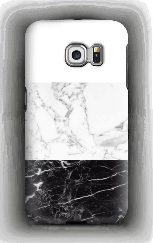 Custom Top Color deksel Galaxy S6 Edge