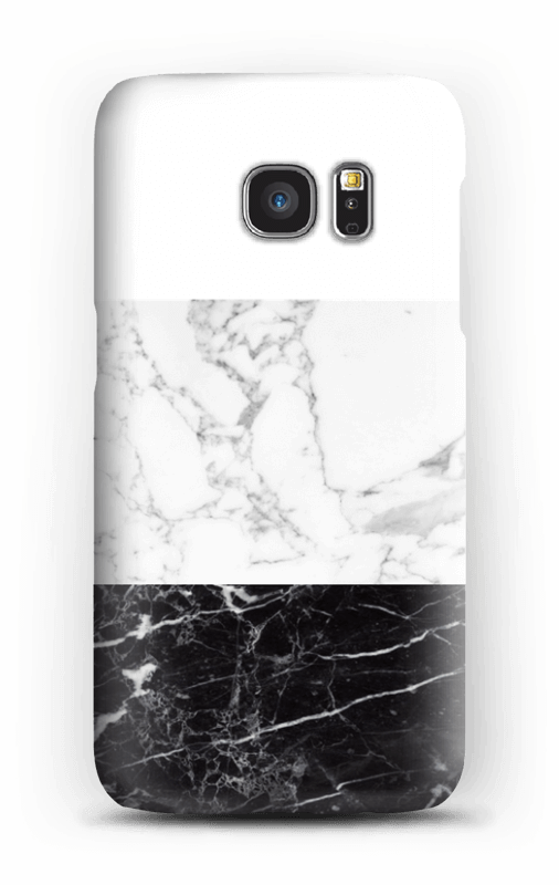 Custom Top Color deksel Galaxy S7