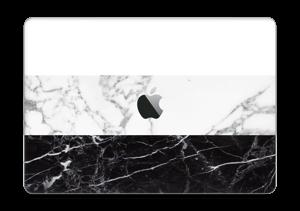 "Marmorisekoitus tarrakuori MacBook Pro 13"" 2016-"
